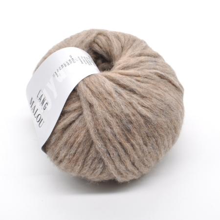 Пряжа для вязания и рукоделия Malou (Lang Yarns) цвет 0026, 65 м