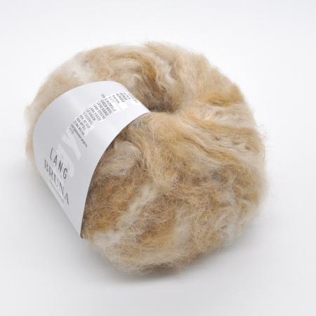 Пряжа для вязания и рукоделия Bruna (Lang Yarns) цвет 0096, 30 м.