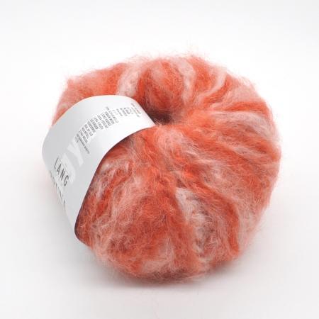 Пряжа для вязания и рукоделия Bruna (Lang Yarns) цвет 0029, 30 м.
