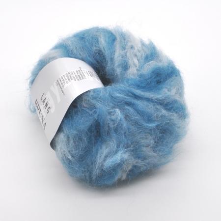 Пряжа для вязания и рукоделия Bruna (Lang Yarns) цвет 0088, 30 м.
