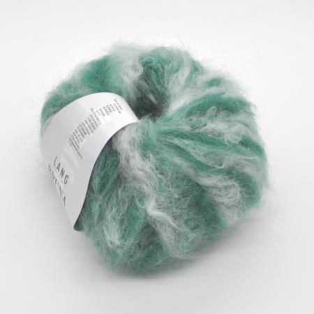 Пряжа для вязания и рукоделия Bruna (Lang Yarns) цвет 0016, 30 м.