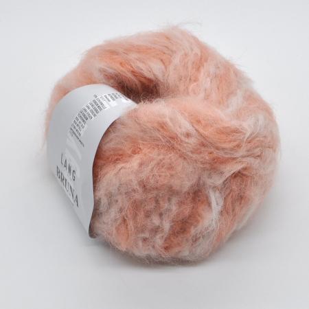 Пряжа для вязания и рукоделия Bruna (Lang Yarns) цвет 0028, 30 м.