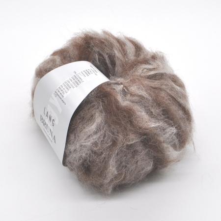 Пряжа для вязания и рукоделия Bruna (Lang Yarns) цвет 0068, 30 м.