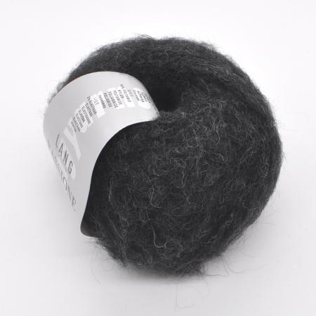 Пряжа для вязания и рукоделия Passione (Lang Yarns) цвет 0004, 132 м