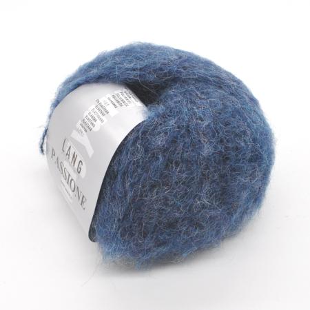 Пряжа для вязания и рукоделия Passione (Lang Yarns) цвет 0025, 132 м