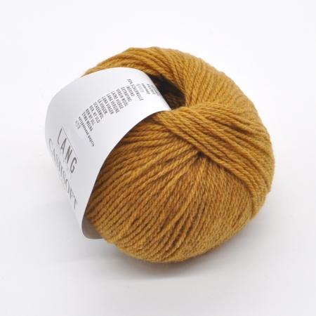 Пряжа для вязания и рукоделия Cashsoft Baby (Lang Yarns) цвет 0011, 120 м