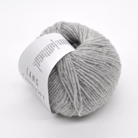 Пряжа для вязания и рукоделия Cashsoft Baby (Lang Yarns) цвет 0003, 120 м