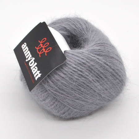 Пряжа для вязания и рукоделия Angora Prestige (Anny Blatt) цвет 1253, 125 м