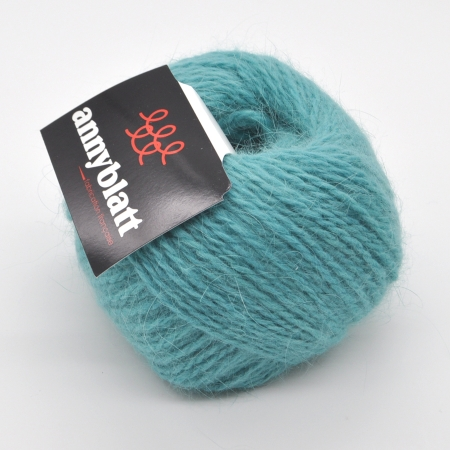 Пряжа для вязания и рукоделия Angora Super (Anny Blatt) цвет 185, 106 м.