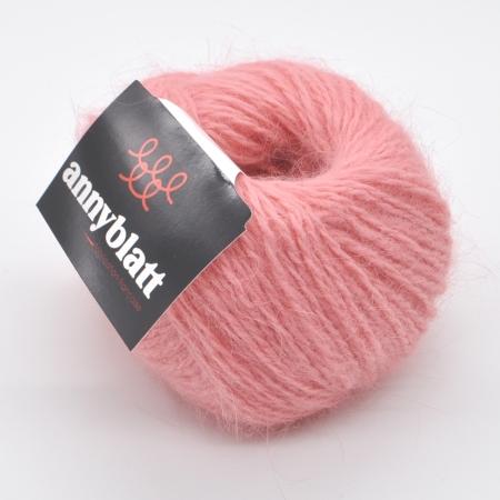 Пряжа для вязания и рукоделия Angora Super (Anny Blatt) цвет 1258, 106 м.