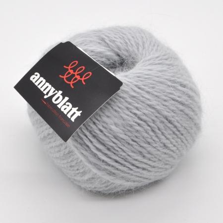 Пряжа для вязания и рукоделия Angora Super (Anny Blatt) цвет 436, 106 м.