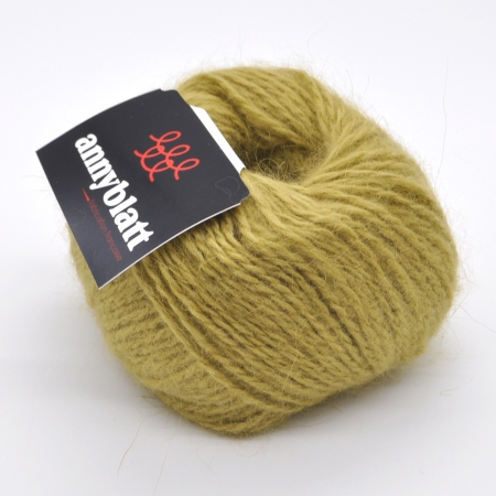 Пряжа для вязания и рукоделия Angora Super (Anny Blatt) цвет 1022, 106 м.