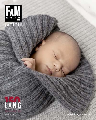 Журнал Lang Yarns Fam 246 Baby (Lang Yarns)