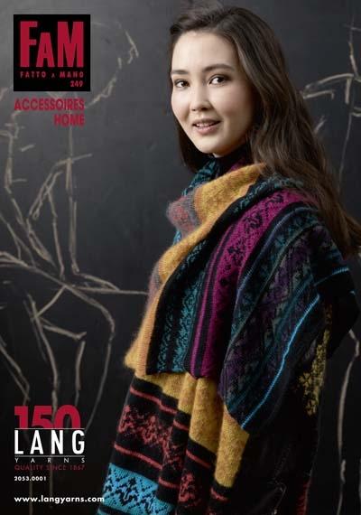 Журнал Lang Yarns Fam 249 Accessoires (Lang Yarns)