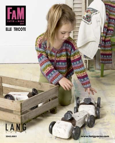 Журнал Lang Yarns Fam 241(Lang Yarns)