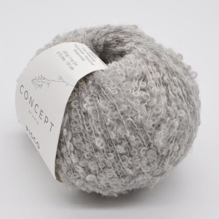 Пряжа для вязания и рукоделия Pisco (Katia) цвет 401, 175 м
