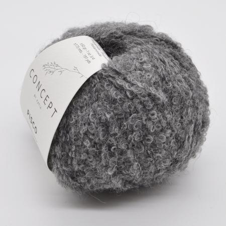 Пряжа для вязания и рукоделия Pisco (Katia) цвет 402, 175 м