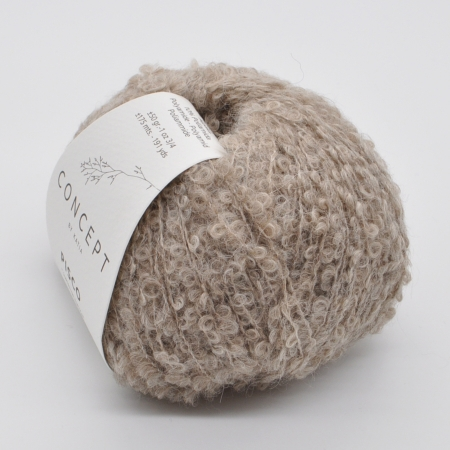 Пряжа для вязания и рукоделия Pisco (Katia) цвет 405, 175 м