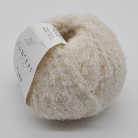 Пряжа для вязания и рукоделия Pisco (Katia) цвет 400, 175 м