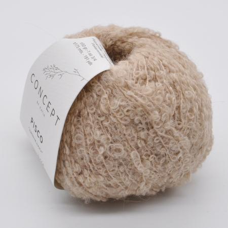 Пряжа для вязания и рукоделия Pisco (Katia) цвет 406, 175 м