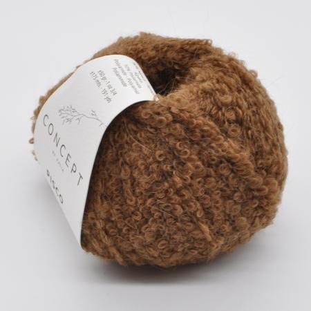 Пряжа для вязания и рукоделия Pisco (Katia) цвет 407, 175 м