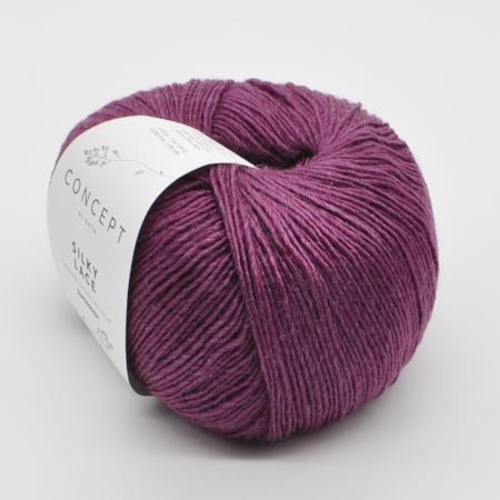 Пряжа для вязания и рукоделия Silky Lace (Katia) цвет 171, 260 м