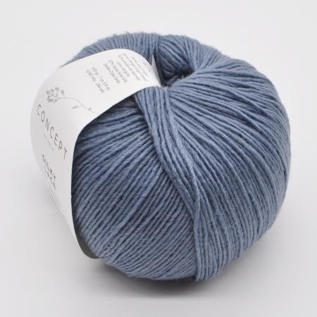 Пряжа для вязания и рукоделия Silky Lace (Katia) цвет 169, 260 м