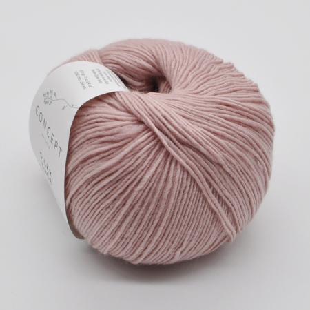 Пряжа для вязания и рукоделия Silky Lace (Katia) цвет 164, 260 м