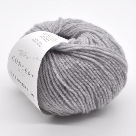 Пряжа для вязания и рукоделия Cashmere 30 (Katia) цвет 203, 94 м