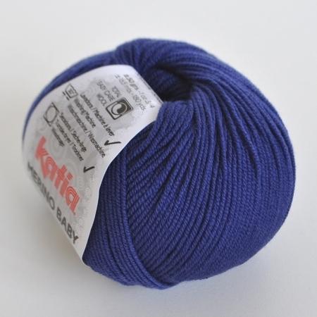 Пряжа для вязания и рукоделия Merino Baby (Katia) цвет 51, 165 м