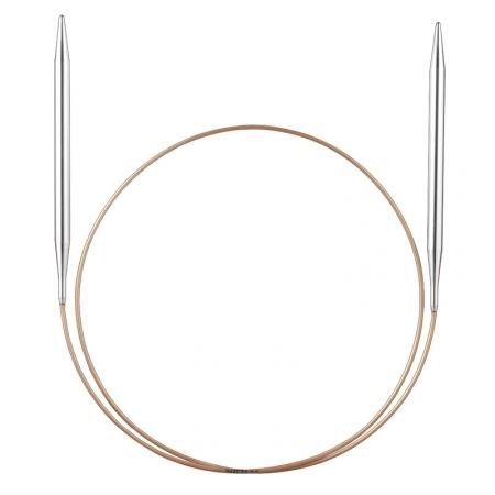 Спицы для кругового вязания 105-7, 30 см / 5 мм (Addi)