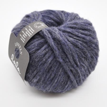 Пряжа для вязания и рукоделия Lala Berlin Lovely (Lana Grossa) цвет 005, 90 м