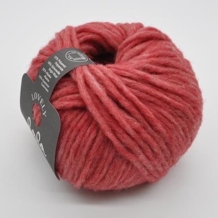 Пряжа для вязания и рукоделия Lala Berlin Lovely (Lana Grossa) цвет 010, 90 м