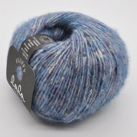 Пряжа для вязания и рукоделия Lala Berlin Fluffy (Lana Grossa) цвет 104, 130 м