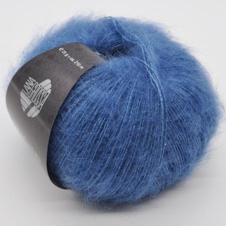 Пряжа для вязания и рукоделия Silkhair (Lana Grossa) цвет 103, 210 м