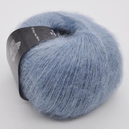 Пряжа для вязания и рукоделия Silkhair (Lana Grossa) цвет 42, 210 м