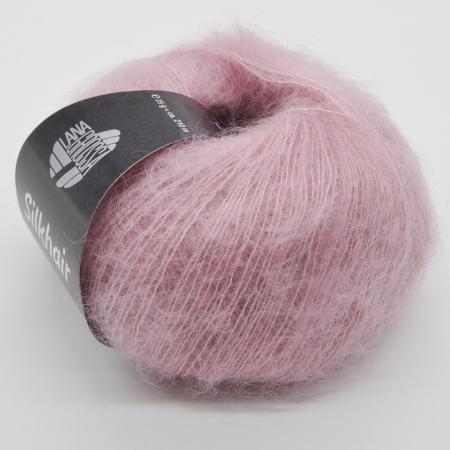 Пряжа для вязания и рукоделия Silkhair (Lana Grossa) цвет 85, 210 м