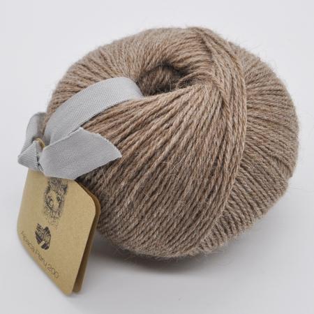 Пряжа для вязания и рукоделия Lana Grossa Alpaca Peru 200 (Lana Grossa) цвет 210, 200 м
