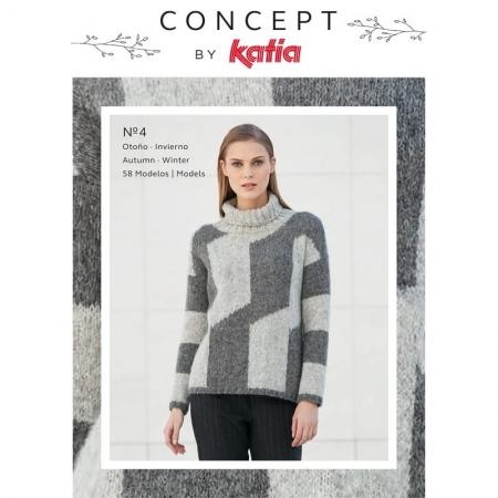 Журнал Katia Concept 4 (Katia)