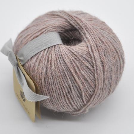 Пряжа для вязания и рукоделия Lana Grossa Alpaca Peru 200 (Lana Grossa) цвет 201, 200 м