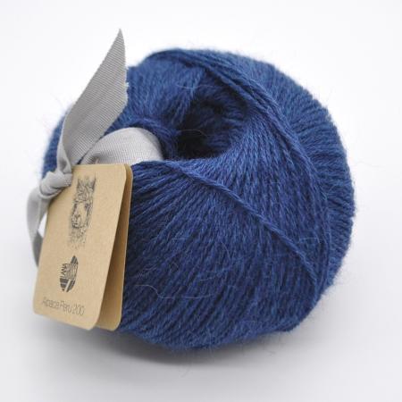Пряжа для вязания и рукоделия Lana Grossa Alpaca Peru 200 (Lana Grossa) цвет 207, 200 м