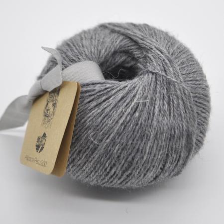 Пряжа для вязания и рукоделия Lana Grossa Alpaca Peru 200 (Lana Grossa) цвет 218, 200 м