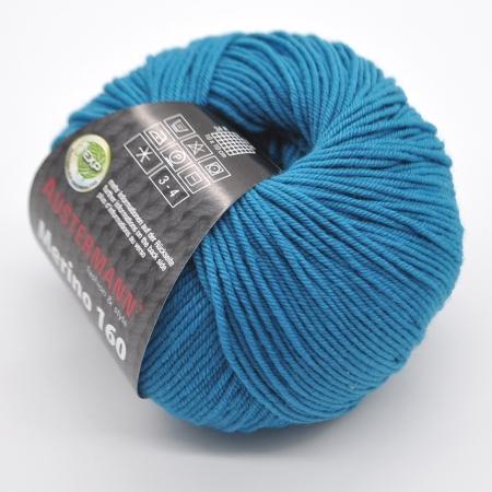 Пряжа для вязания и рукоделия Merino 160 (Austermann) цвет 233, 160