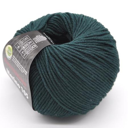 Пряжа для вязания и рукоделия Merino 105 (Austermann) цвет 356, 105