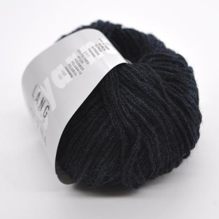 Пряжа для вязания и рукоделия Novena (Lang Yarns) цвет 0010, 110 м