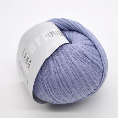 Пряжа для вязания и рукоделия Gamma (Lang Yarns) цвет 0033, 165 м