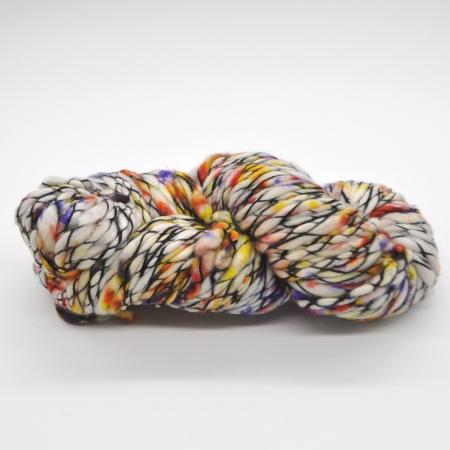 Пряжа для вязания и рукоделия Caracol (Malabrigo) цвет 124, 87 м