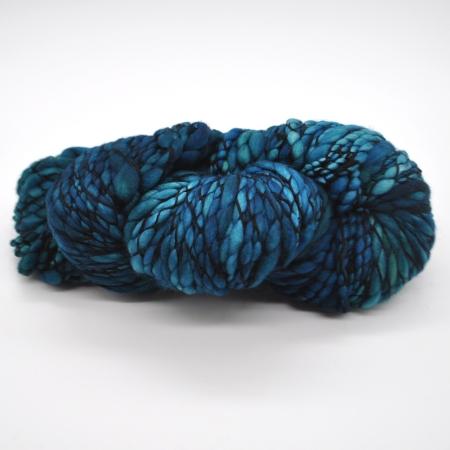 Пряжа для вязания и рукоделия Caracol (Malabrigo) цвет 412, 87 м