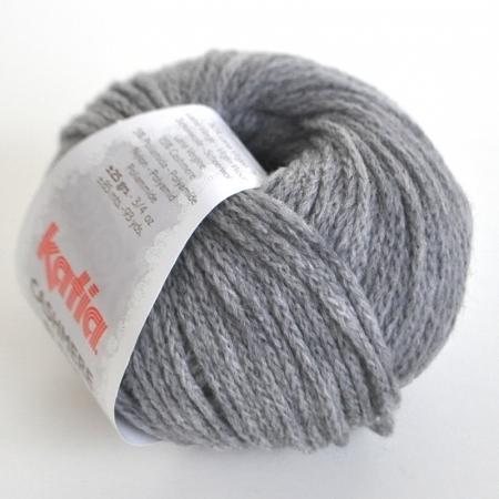 Пряжа для вязания и рукоделия Cashmere Blend (Katia) цвет 77, 85 м