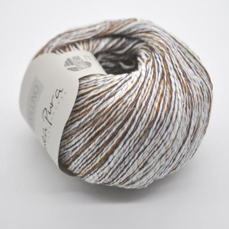 Пряжа для вязания и рукоделия Collino (Lana Grossa) цвет 002, 135 м